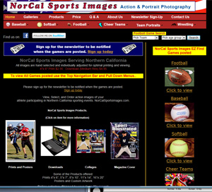 NorCal Sports Images